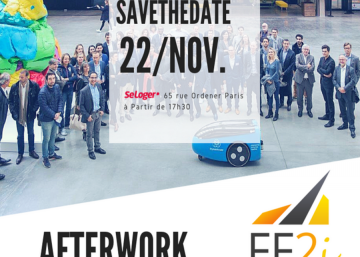 e-attract was at the Afterwork FF2i with SeLoger