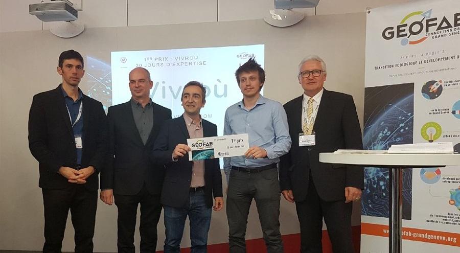 Geofab Award