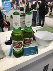 Belgian beer at the CES