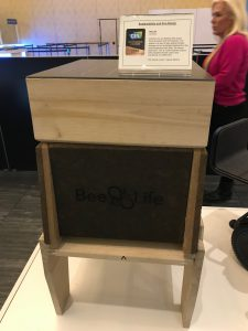 Connected hive at the CES